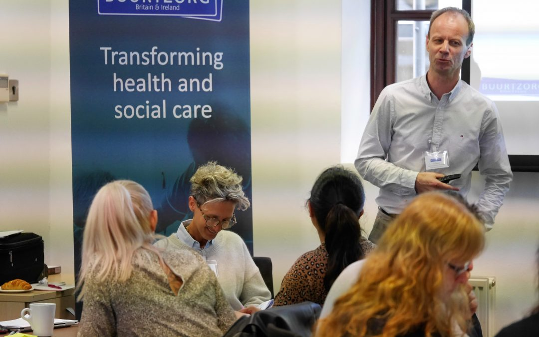 Health and Social Care Leaders Inspired by Buurtzorg