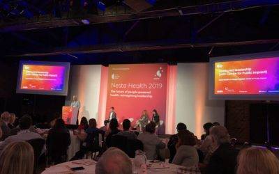 Leadership for People Powered Health by Brendan Martin